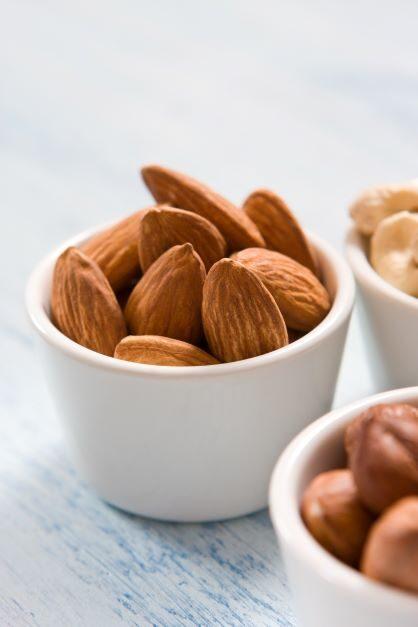 Nuts. 4551659 © Catsi   Dreamstime.com